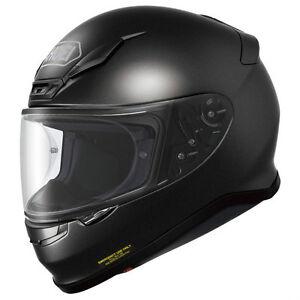 Shoei RF-1200 Helmet - Solid Black