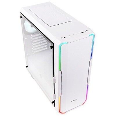 RGB Desktop Gaming PC Computer • Intel i5 • GTX 1060 • 16GB RAM • 2TB HDD