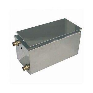Vaso di espansione acciaio inox 30 lt per termocamino ebay for Vaso espansione aperto
