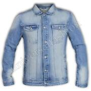 Mens Denim Jacket Medium