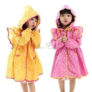 Girls Raincoat Size 7 8