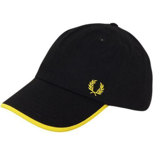 fred perry cap hats ebay. Black Bedroom Furniture Sets. Home Design Ideas