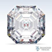Asscher Cut Loose Diamond