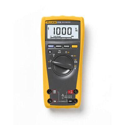 Fluke 77-iv Acdc Digital Multimeter 1000v Automanual Ranging