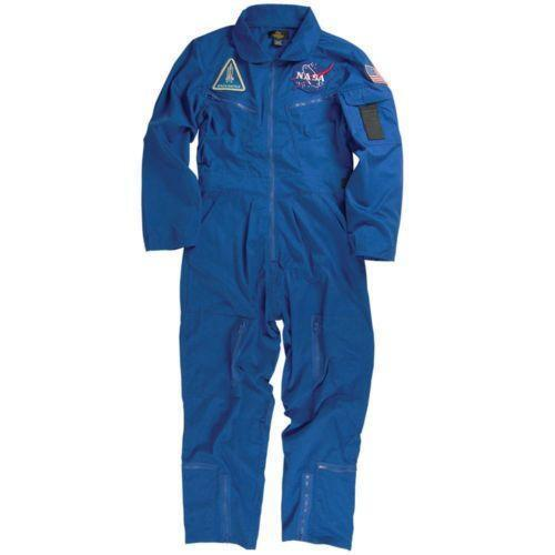 nasa jumpsuit blue - photo #25
