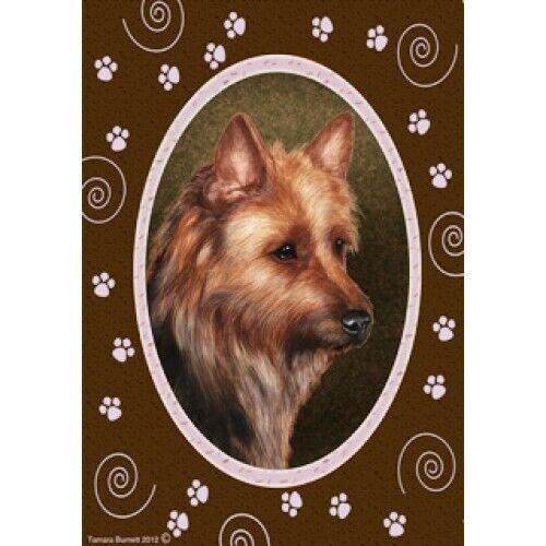 Paws House Flag - Australian Terrier 17203