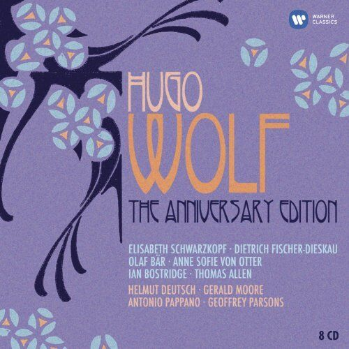 Elisabeth Scwarzkopf - The Wolf Edition  150th Anniversary [CD]