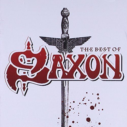 Saxon-The Best of Saxon  (UK IMPORT)  CD NEW