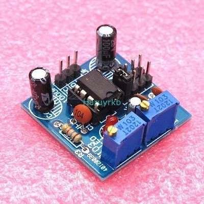 Ne555 Signal Generator Square Wave Pulse Frequency Adjustable Module 1500khz