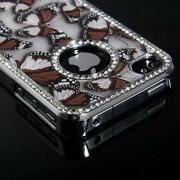 iPhone 4S Chrome Case Cover