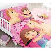 Dora Toddler Bedding