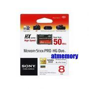Memory Stick Pro Duo 8GB