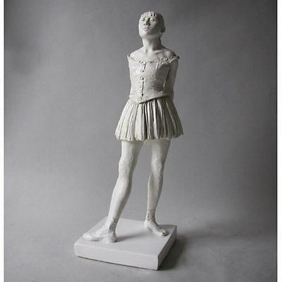 Degas Little Dancer - Degas Little Dancer Ballerina Garden Statue Sculpture by Orlandi 18