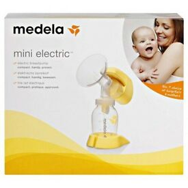 As new: Medela electric breast pump