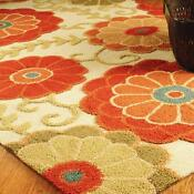 Indoor Outdoor Rug 4x6