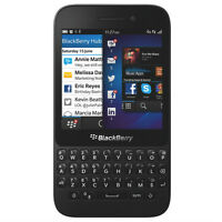 BRAND NEW UNLOCK LTE BLACKBERRY Q5--WIND/MOBILICITY/ALL PROVIDER