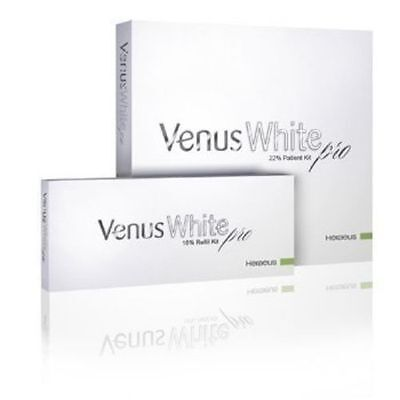 Venus White Pro Whitening 35% 3 Syringe Pack  BEST MATCH * FREE SHIPPING*