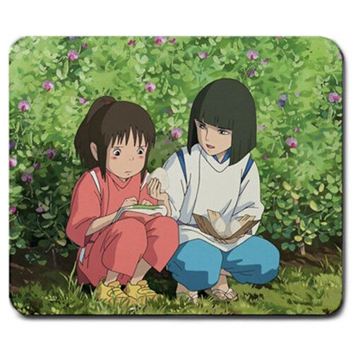 Spirited Away Anime Movie Mouse Pad Mousepad Studio Ghibli Art Ebay