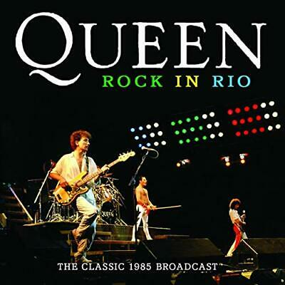 Queen - Rock In Rio - CD - New, usado segunda mano  Embacar hacia Spain