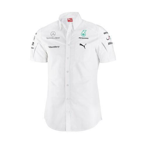 Mercedes f1 shirt ebay for Mercedes benz f1 shop