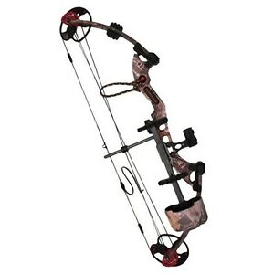 Women's Left Hand Compound Bow