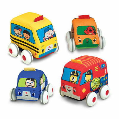 Melissa & Doug Pull-Back Vehicles 9168 New