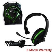 Xbox 360 Turtle Beach Headset XC1