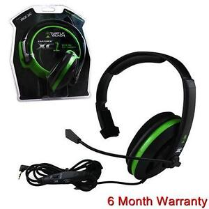 Turtle Beach Ear Force XC1 Xbox 360 Headset (TBS-2245-01)