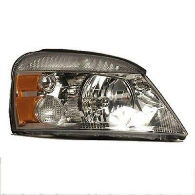 04 05 06 07 Ford Freestar Mercury Monterey Van Passenger side Headlight Assembly