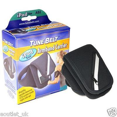 Tune Belt AB2 Neoprene Sports Armband For iPod Classic Running Gym NEW Ipod Classic Armband