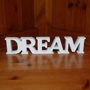 Wooden Dream Sign