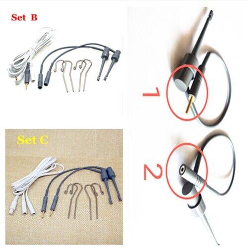 Dental apex locator accessories Endodontic measuring Testing cord file clips B/C