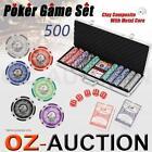 Unbranded Poker Chips