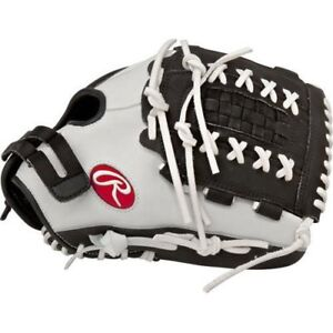 Rawlings Liberty Advanced Softball Glove Series, White