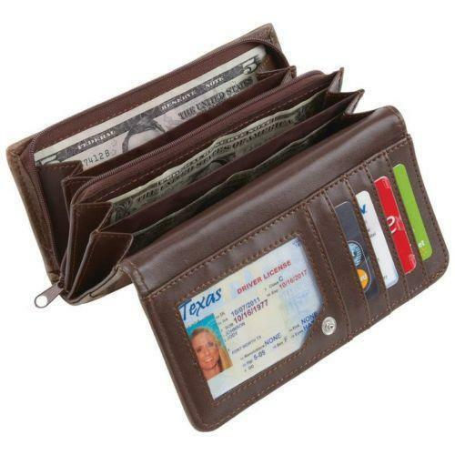 womens leather wallets ebay