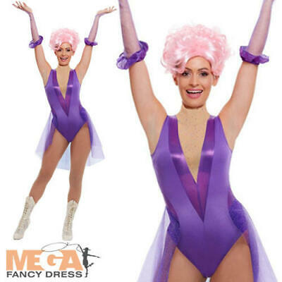Trapeze Artist Ladies Fancy Dress Aerial Circus Greatest Showman Adults Costume