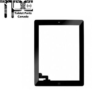 Apple iPad 2, 3 and 4 Replacement Touch Screen Digitizer