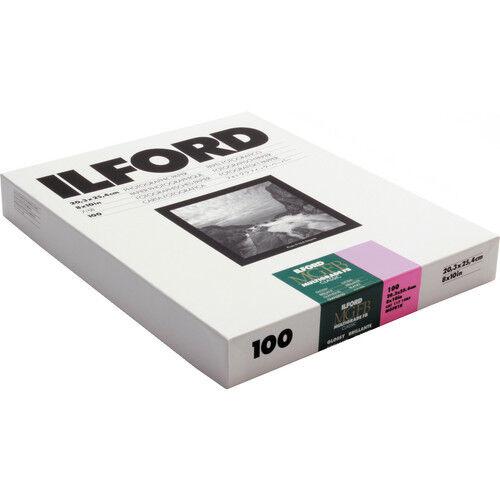 "Ilford 1171983 Multigrade FB Classic Gloss 8 x 10"" 100 Sheets Paper,"