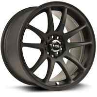 mags stag black 18x9.5 5x100/114.3