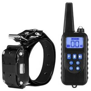 Anti-Bark Collar Adjustable Dog Training 3 Modes Ultrasonic Wave Sydney City Inner Sydney Preview