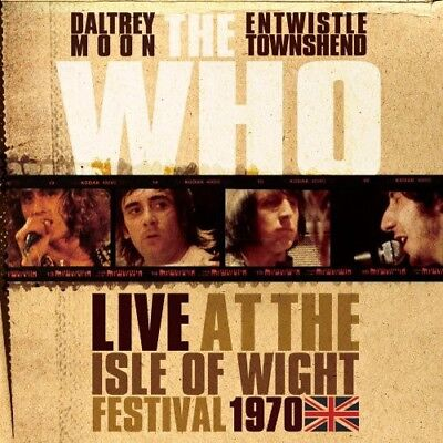 The Who - Live at the Isle of Wight Festival 1970 [New