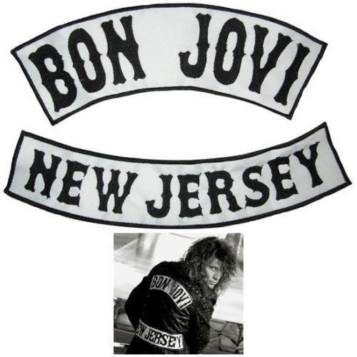 Bon Jovi Patch | eBay