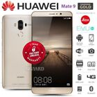 Android Gold Huawei Mate 9 Mobile Phones