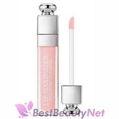 Christian Dior Addict Lip Maximizer Lip Plumper 001 Pink 0.20oz / 6ml Dior Lip Maximizer