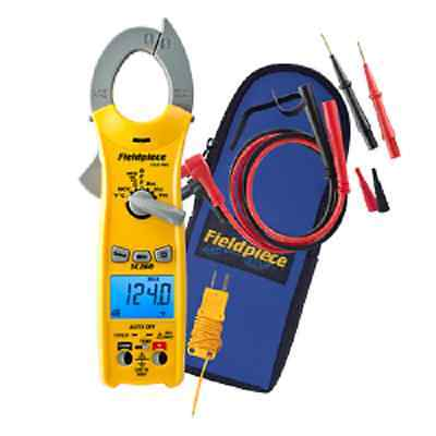 Fieldpiece Sc260 400a True Rms Compact Clamp Meter
