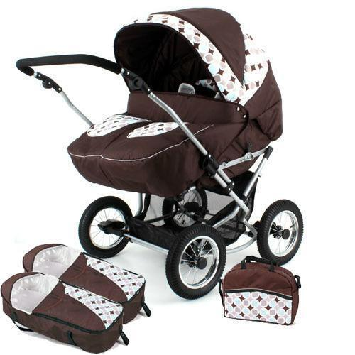 Twin Prams From Birth Ebay