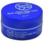 RedOne Blue Aqua Wax Full Force Rood Hairwax Red One Blau...