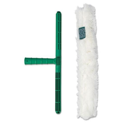 "Unger Original Stripwasher - Hook & Loop Fastener, T-bar Handle - 18"" Head -"