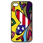 Case iPhone 4 Romero Britto