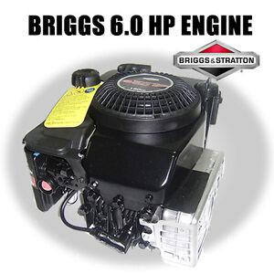 New Briggs & Stratton 6.0HP 650 Series Series Quantum I/C Engine